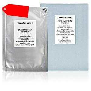 Comfort Zone - SUBLIME SKIN eye patch 6 uds ab 62.07 (65.34) Euro im Angebot
