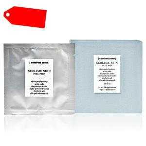 Comfort Zone - SUBLIME SKIN peel pad ab 48.28 (50.82) Euro im Angebot