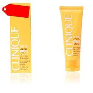 Clinique - SUN ANTI-WRINKLE face cream SPF30 50 ml ab 18.72 (30.00) Euro im Angebot