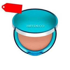 Artdeco - SUN PROTECTION powder foundation wet&dry SPF50 #50-dark cool ab 18.00 (30.90) Euro im Angebot