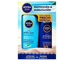 Nivea - SUN PROTEGE & HIDRATA set 2 pz ab 6.95 (11.50) Euro im Angebot
