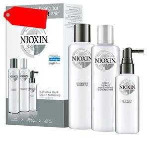Nioxin - SYSTEM 1 set ab 37.95 (63.00) Euro im Angebot