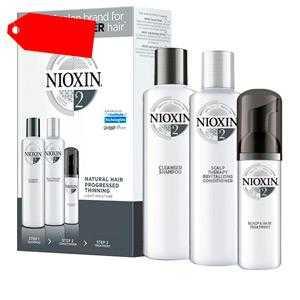 Nioxin - SYSTEM 2 set ab 37.95 (63.00) Euro im Angebot