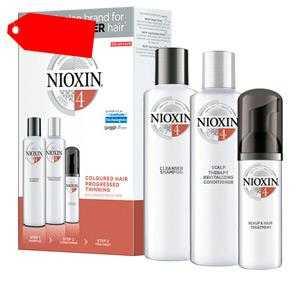Nioxin - SYSTEM 4 set ab 37.95 (63.00) Euro im Angebot