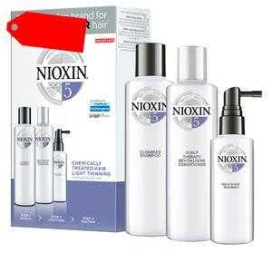 Nioxin - SYSTEM 5 set ab 37.95 (63.00) Euro im Angebot