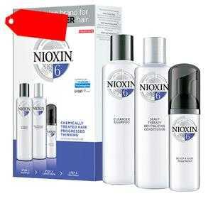 Nioxin - SYSTEM 6 set ab 37.95 (63.00) Euro im Angebot
