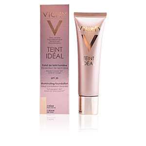 Vichy - TEINT IDEAL fond de teint lumière SPF20 #15-clair ab 20.28 (27.00) Euro im Angebot