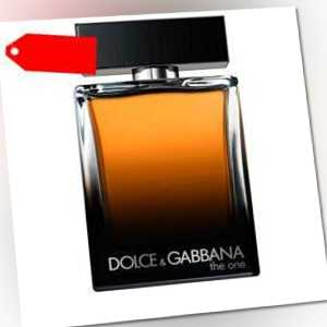 Dolce & Gabbana - THE ONE FOR MEN eau de parfum spray 50 ml ab 49.99 (75.00) Euro im Angebot