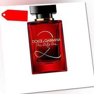 Dolce & Gabbana - THE ONLY ONE 2 eau de parfum spray 100 ml ab 101.95 (133.10) Euro im Angebot