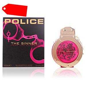 Police - THE SINNER FOR WOMAN eau de toilette spray 100 ml ab 20.87 (52.00) Euro im Angebot