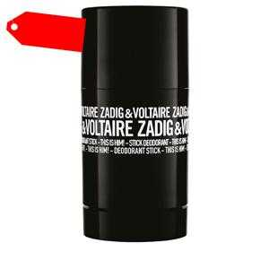 Zadig & Voltaire - THIS IS HIM! deodorant stick 75 gr ab 17.94 (26.00) Euro im Angebot
