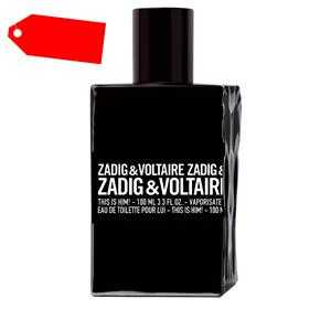 Zadig & Voltaire - THIS IS HIM! eau de toilette spray 100 ml ab 51.99 (78.00) Euro im Angebot