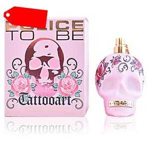 Police - TO BE TATTOO ART FOR WOMAN eau de parfum spray 125 ml ab 19.00 (50.00) Euro im Angebot
