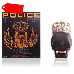 Police - TO BE THE KING eau de toilette spray 75 ml ab 14.14 (38.00) Euro im Angebot