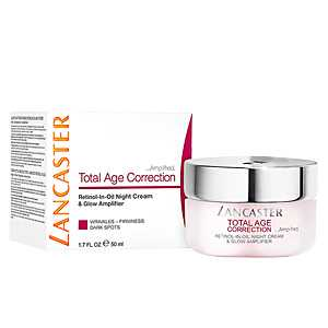 Lancaster - TOTAL AGE CORRECTION retinol in oil night cream 50 ml ab 44.84 (95.50) Euro im Angebot