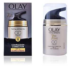 Olay - TOTAL EFFECTS CC cream SPF15 #claro a medio ab 15.54 (26.00) Euro im Angebot