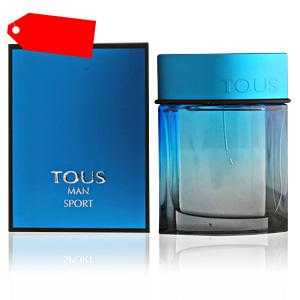 Tous - TOUS MAN SPORT eau de toilette spray 100 ml ab 40.95 (68.00) Euro im Angebot