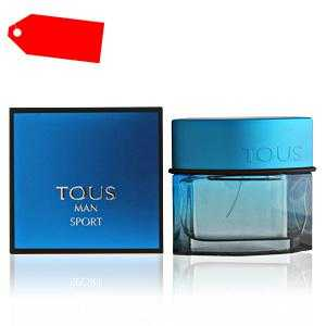 Tous - TOUS MAN SPORT eau de toilette spray 50 ml ab 28.29 (47.00) Euro im Angebot