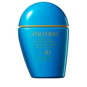 Shiseido - UV PROTECTIVE liquid foundation SPF30 #medium beige ab 26.39 (41.00) Euro im Angebot