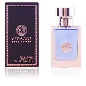 Versace - VERSACE POUR HOMME eau de toilette spray 30 ml ab 26.49 (46.50) Euro im Angebot