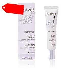Caudalie - VINOPERFECT crème nuit peau neuve 40 ml ab 23.21 (25.20) Euro im Angebot