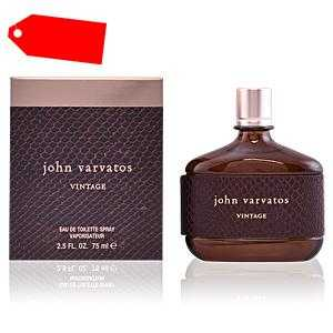John Varvatos - VINTAGE eau de toilette spray 75 ml ab 26.57 (65.00) Euro im Angebot
