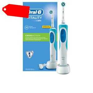 Oral-b - VITALITY CROSS ACTION AZUL cepillo eléctrico ab 25.26 (33.00) Euro im Angebot