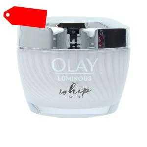 Olay - WHIP LUMINOUS crema hidratante activa SPF30 50 ml ab 29.77 (39.00) Euro im Angebot