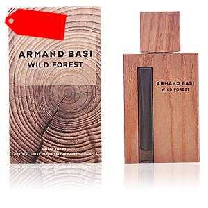 Armand Basi - WILD FOREST eau de toilette spray 50 ml ab 28.96 (46.05) Euro im Angebot