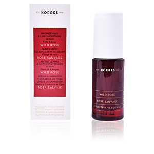 Korres - WILD ROSE brightening & line-smoothing serum 30 ml ab 22.70 (36.00) Euro im Angebot