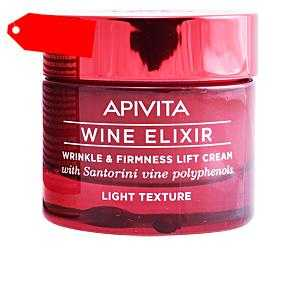 Apivita - WINE ELIXIR wrinkle & firmness lift cream light texture 50 ml ab 33.70 (42.00) Euro im Angebot