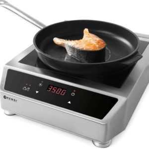 induction cooker Induktionsherd Digital 3500 Watt 3,5 kw Hendi Gastro Profi NEU