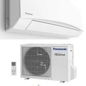 PANASONIC TZ STANDARD Inverter 2,5kW Klimaanlage Wärmepumpe Klimagerät NEU; EEK A++