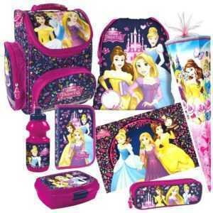 Disney Princess Prinzessin 8 SET SCHULRANZEN RANZEN SCHULTÜTE TASCHE TORNISTER