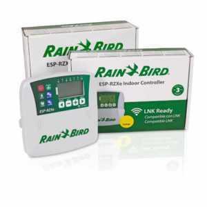 Rain Bird Steuergerät WLAN fähig Typ ESP-RZXe | 4 - 8 Zonen | Innen oder Außen