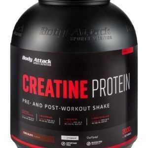 (18,90 Euro/Kg) Body Attack Creatine Protein - 2000g
