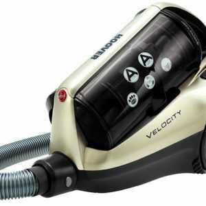 Hoover Staubsauger RE71VE25 Velocity Multicyclone ECO Boden 700W 87dB 2,5L L1