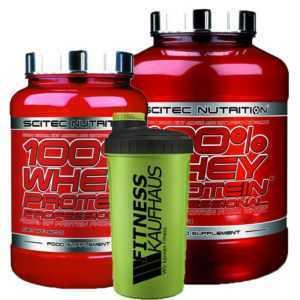 Scitec Nutrition Whey Protein Professional 2350g(16,38€/kg) oder 920g(21,62€/kg)
