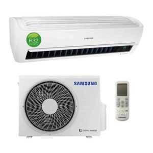 Samsung 3,5 kW Wind-Free Optimum R32 Split Klimaanlage A++/A+ WiFi kein Luftzug; EEK A++