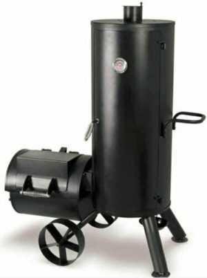 El Fuego® Smoker Holzkohlegrill ORENDA Grillwagen Barbecue AY319