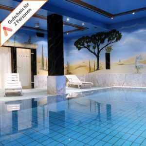 Kurzurlaub Bonn 4 Sterne Wellness Centro Hotel 4 Tage für 2 Personen Gutschein