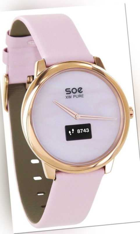 Xlyne Pro Smartwatch X-Watch Soe XW Pure gold Android IOS light rose gold