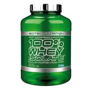 (EUR 19,76/kg) Scitec Nutrition - 100% Whey Isolate, 2000g - Protein, Eiweiß -
