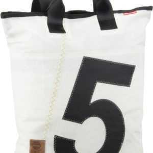 360Grad Rucksack / Daypack Rucksacktasche Weiß mit schwarzer Zahl ab 149.00 () Euro im Angebot