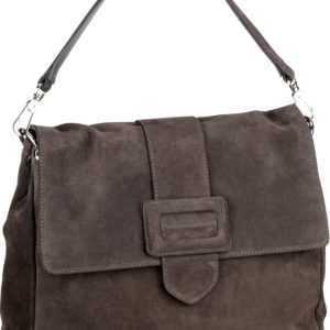 abro Handtasche Suede 28612 Dark Grey ab 249.00 () Euro im Angebot