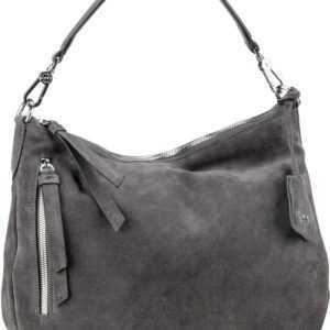abro Handtasche Suede 28623 Dark Grey ab 199.00 () Euro im Angebot