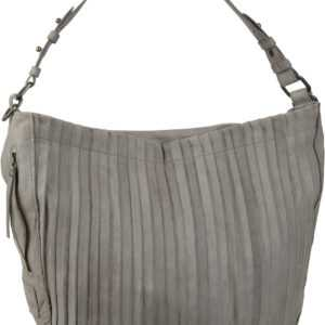 aunts & uncles Handtasche Carrie Pleats Feather Grey ab 229.95 () Euro im Angebot
