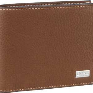 BOSS Geldbörse Crosstown Wallet 390390 Pastel Brown ab 149.00 () Euro im Angebot
