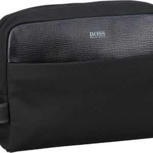 BOSS Kulturbeutel / Beauty Case Meridian Washbag 397265 Black ab 139.00 (170.00) Euro im Angebot