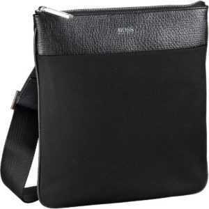 BOSS Notebooktasche / Tablet Meridian Single Zip Envelope 385755 Black ab 169.00 (195.00) Euro im Angebot